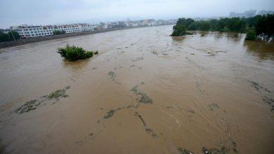 Photo of فقدان أشخاص وتضرر ألفاً في عاصفة ممطرة جنوب غرب الصين