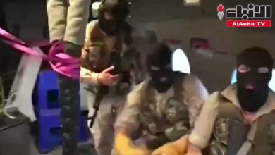 Photo of ڤيديو نشره الحرس الثوري الإيراني
