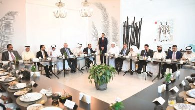 Photo of ملف البدون حاضر خلال زيارة رئيس مجلس النواب العراقي