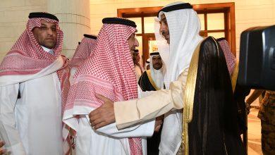 Photo of ممثل سمو الأمير يقدم واجب العزاء بوفاة الأميرة الجوهرة آل سعود