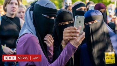 "Photo of حظر ارتداء النقاب في المنشآت العامة في تونس ""لأسباب أمنية"""