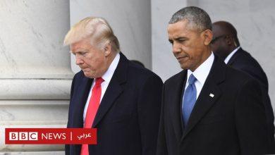 """Photo of تسريبات دبلوماسية جديدة تزعم أن تخلي ترامب عن الاتفاق النووي الإيراني كان """"تخريبا دبلوماسيا …ونكاية في أوباما"""""""