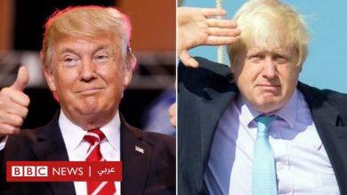 Photo of كيف ينظر بوريس جونسون إلى ترامب والسعودية وإيران؟