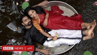 Photo of حفل زفاف في حفرة عملاقة…والسبب انستغرام