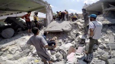 Photo of المرصد السوري لا غارات جوية بشمال غرب سوريا مع إعلان وقف إطلاق..
