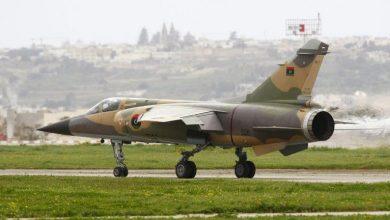 Photo of الجيش الليبي يقصف رتلًا مسلحًا لمليشيات مصراته