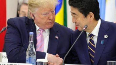 Photo of اليابان وأمريكا تستهدفان اتفاقاً تجارياً بحلول سبتمبر