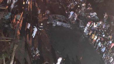 Photo of قتلى وجرحى في حريق ضخم وسط القاهرة