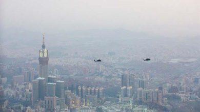 Photo of السعودية سماء مكة المكرمة محمية من أي أهداف عسكرية معادية