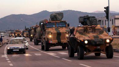 Photo of الجيش التركي يدفع بمزيد من التعزيزات العسكرية الى الحدود مع سو..