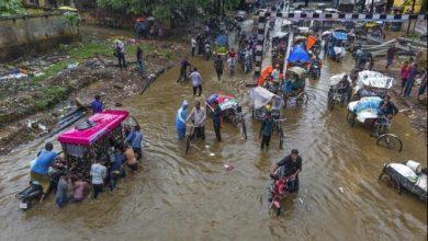 Photo of مصرع شخصاً ونزوح ألف آخرين بسبب الفيضانات جنوب الهند