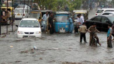 Photo of باكستان الأمطار الغزيرة تقتل شخصا