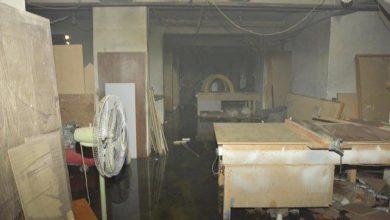 Photo of إخماد حريق منجرة في الفروانية ولا إصابات