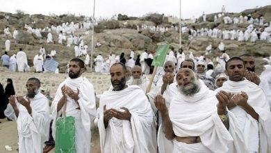 Photo of السعودية عدد الحجاج هذا العام تجاوز مليون شخص