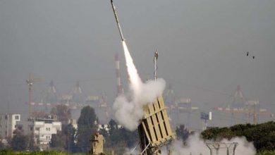 Photo of جيش الاحتلال القبة الحديدية تنجح في اعتراض صاروخ أطلق من قطاع ..