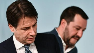 Photo of رئيس الوزراء الإيطالي يعلن استقالته