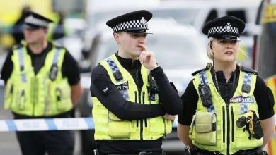 Photo of شرطة لندن إخلاء مبنى سكنى بعد اختباء شخص به والتهديد بتفجيره