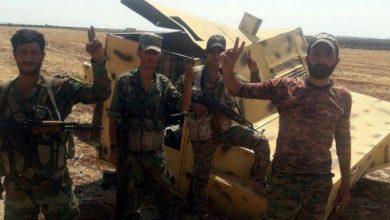 Photo of جيش النظام السوري يسيطر على جيب للمعارضة في ريف حماة