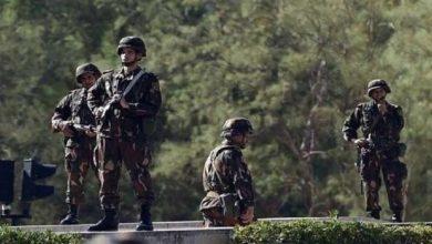 Photo of الجيش الجزائري يكشف عن كمية أسلحة قرب الشريط الحدودي الجنوبي م..