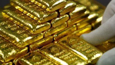 Photo of الذهب ينخفض لكنه قرب ذروة أعوام بدعم آمال خفض الفائدة ومخاوف ا..