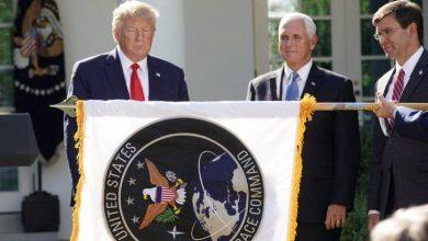 Photo of ترمب إنشاء قيادة عسكرية أمريكية في الفضاء
