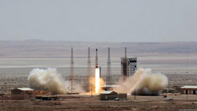 Photo of إيران تنفي انفجار صاروخ أثناء إطلاق قمر اصطناعي إلى الفضاء
