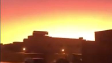 Photo of بالفيديو حرائق سيبيريا تضيء سماء | جريدة الأنباء