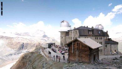 Photo of بالفيديو على قمة جبال الألب | جريدة الأنباء