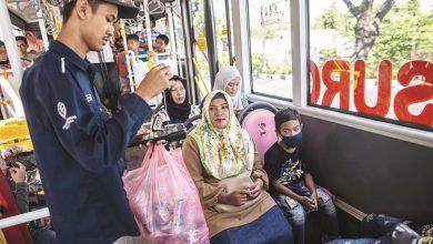 Photo of بالفيديو في حافلات إندونيسيا   جريدة الأنباء