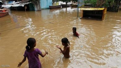 Photo of أكثر من 200 قتيل ومليون حصيلة ضحايا الفيضانات الناجمة عن أمطار موسمية في الهند