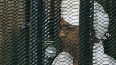 Photo of الرئيس السوداني المخلوع عمر البشير   جريدة الأنباء