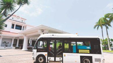 Photo of حافلات بلا سائق في سنغافورة