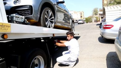 Photo of الطالب يعقوب الشاهين يدخل مجال المهن الشاقة