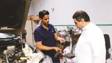 Photo of نواف العازمي يترك منصب نائب رئيس قسم في إحدى الجهات الحكومية