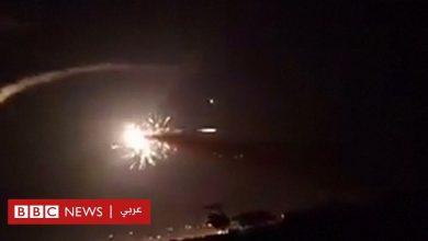 """Photo of إسرائيل تنفذ غارة جوية على """"قوات تابعة لإيران"""" قرب دمشق"""