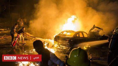 Photo of مصر: قتلى ومصابون في انفجار نتج عن تصادم سيارات بقلب القاهرة