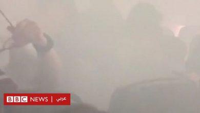 Photo of طائرة بريطانية تمتلئ بالدخان قبل هبوطها في إسبانيا