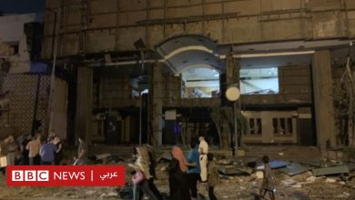 Photo of انفجار معهد الأورام: تشييع 17 مصريا من عائلة واحدة قتلوا في الحادث