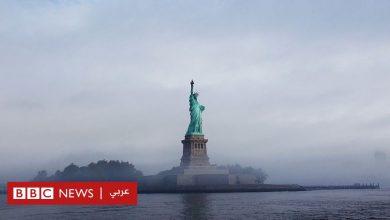 "Photo of مسؤول أمريكي: المبادئ المحفورة على قاعدة تمثال الحرية ""خاصة بالمهاجرين الأوروبيين"""