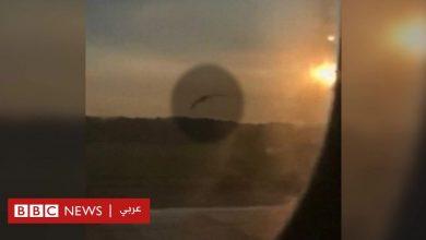 Photo of الطيور تجبر طائرة روسية على الهبوط اضطراريا في حقل للقمح