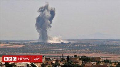 "Photo of التطورات في إدلب: فصائل المعارضة السورية المسلحة ""تنسحب من خان شيخون"""