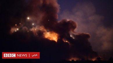 "Photo of العراق: الحشد الشعبي يتهم ""جهات أجنبية"" باستهداف قواعده"