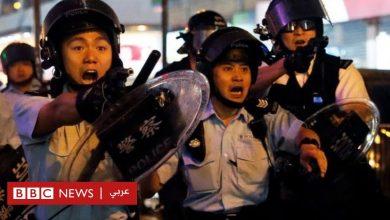 Photo of احتجاجات هونغ كونغ: اشتباكات بين الأمن والمتظاهرين