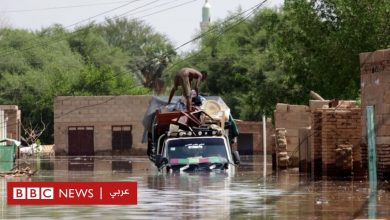 Photo of فيضانات السودان تتسبب بمقتل أكثر من 60 شخصا