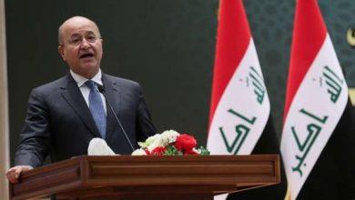 Photo of العراق: المنطقة ليست بحاجة لحرب في الخليج أو الشرق الأوسط