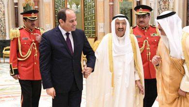 Photo of الرئيس المصري يغادر البلاد بعد زيارة رسمية