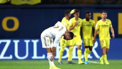 Photo of ريال مدريد يسقط مجددا في فخ التعادل أمام فياريال