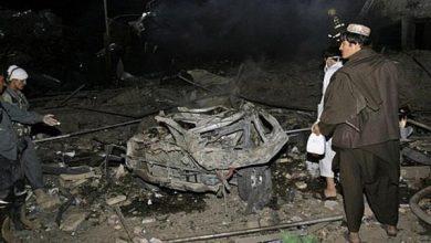Photo of انفجار سيارة مفخخة في كابول
