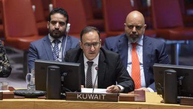 Photo of الكويت ترحب بالتزام الأطراف الليبية بالهدنة الإنسانية