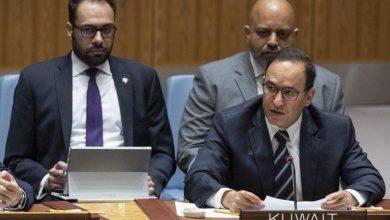 Photo of الكويت توجه رسالة إلى مجلس الأمن بشأن بناء منصة فشت العيج
